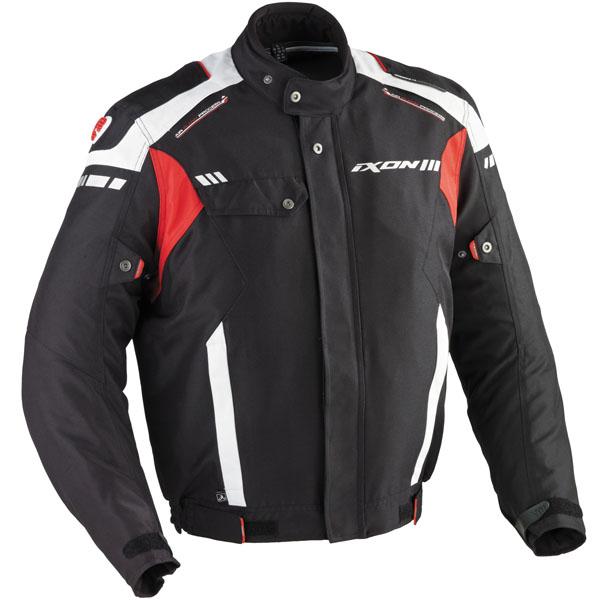 Ixon Shiroki HP Textile Jacket review