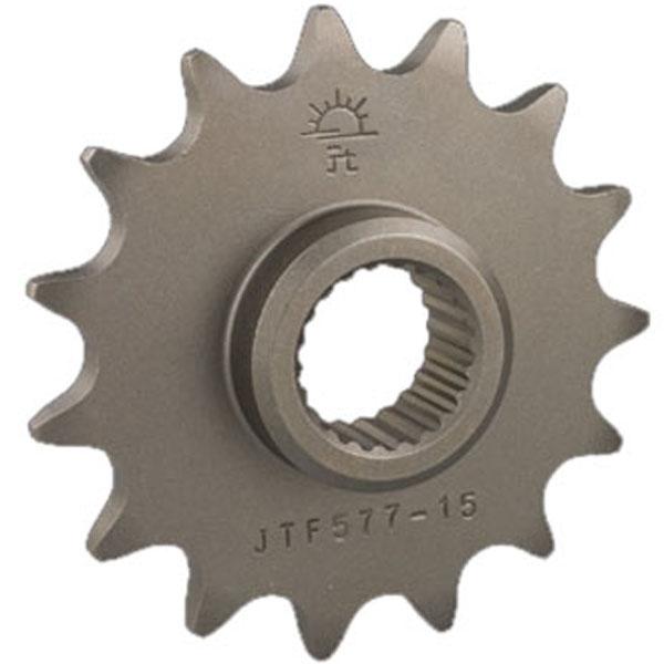JT Sprockets Pattern Steel Front Sprocket review