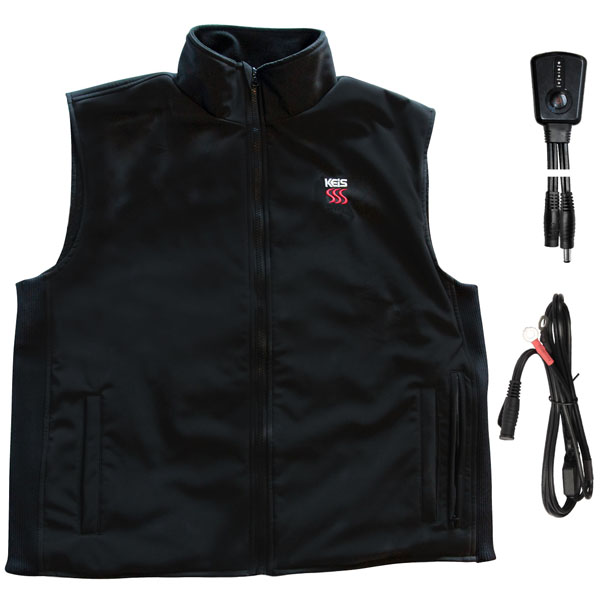 Keis X20 Heated Body Warmer review