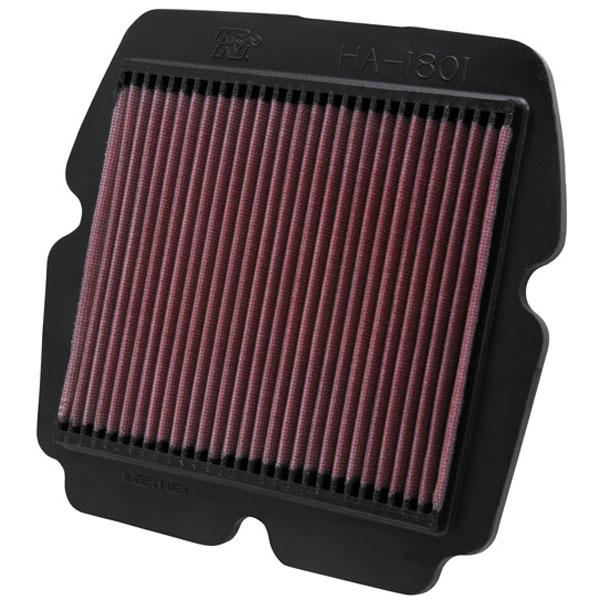 K&N Air Filter HA-1801 review