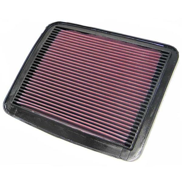 K&N Air Filter HA-6087 review