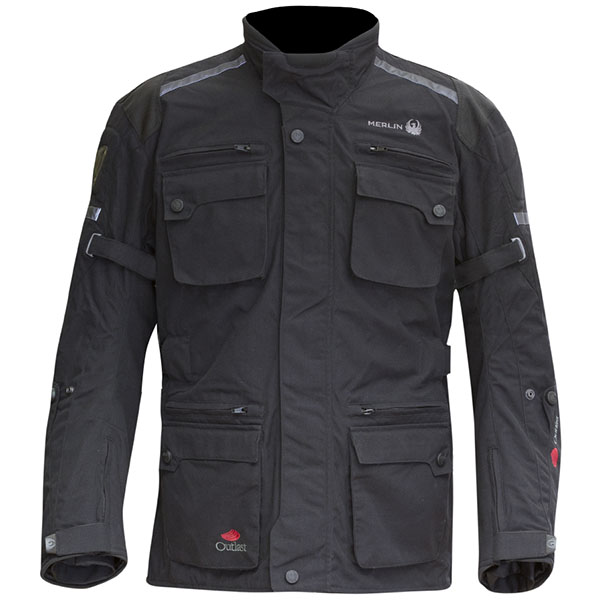 Merlin Voyager Outlast Textile Jacket review