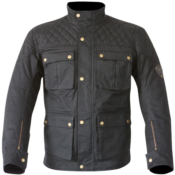 Merlin Heritage Armitage Wax Textile Jacket review