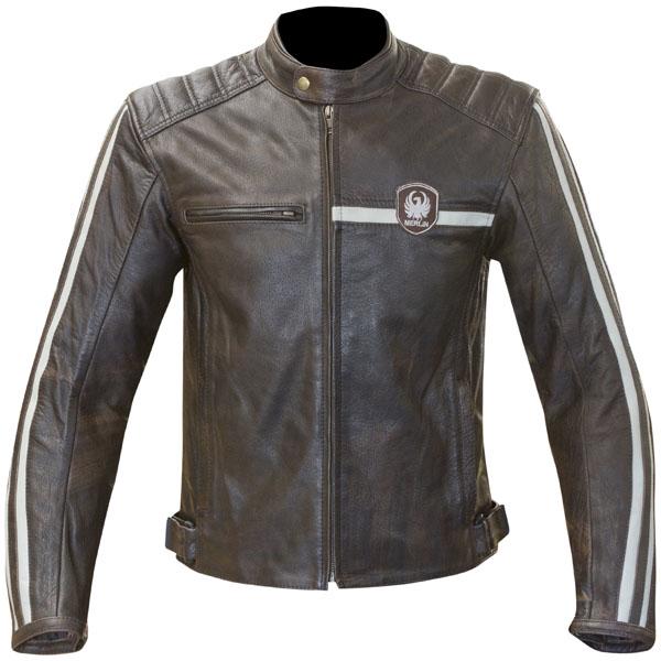 Merlin Derrington Heritage Leather Jacket review