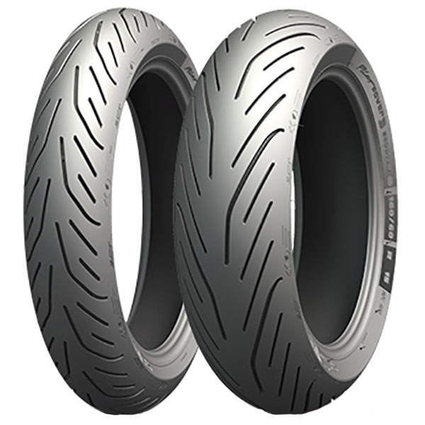 Michelin Pilot Power 3 Scooter -120/70 R14 (55H) review