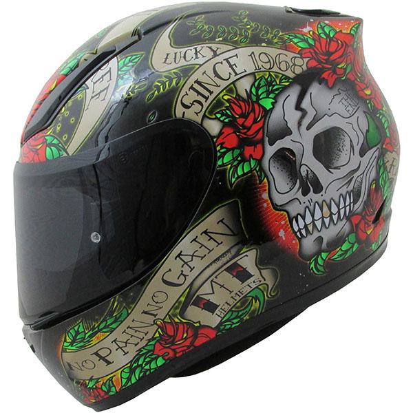 MT Revenge Skull & Roses review