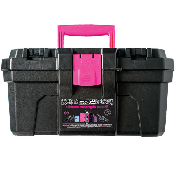 Muc-Off Ultimate Motorcycle CleaningKit review