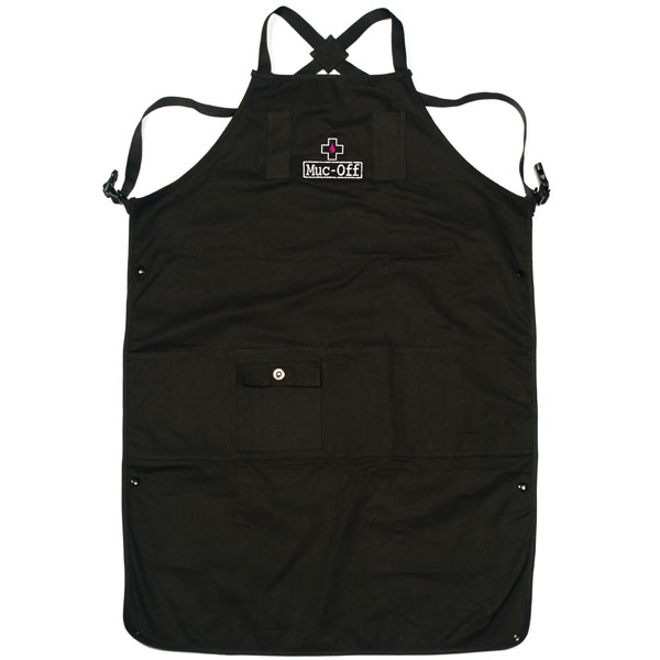 Muc-Off WorkshopApron review