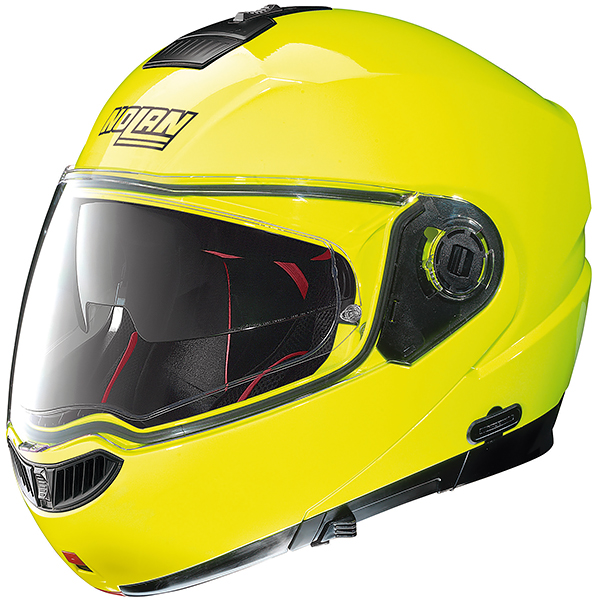 Nolan N104 Absolute Hi-Visibility review