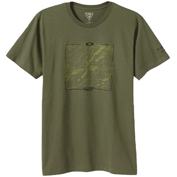Oakley A of O T-Shirt review
