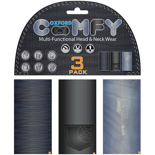Oxford Comfy Neck Tube review