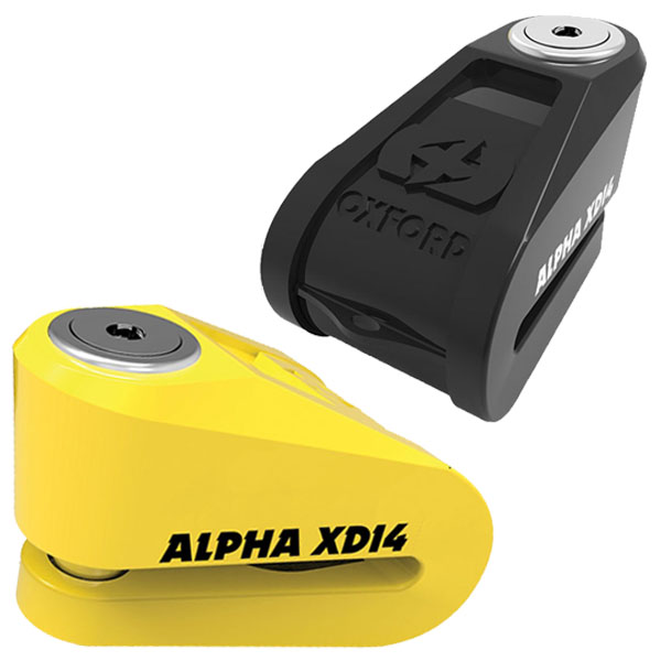 Oxford Alpha XD14 DiscLock review