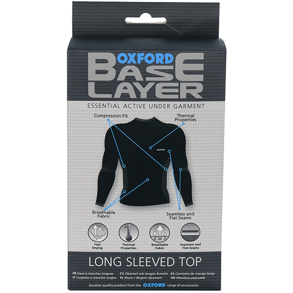 Oxford Base Layer review