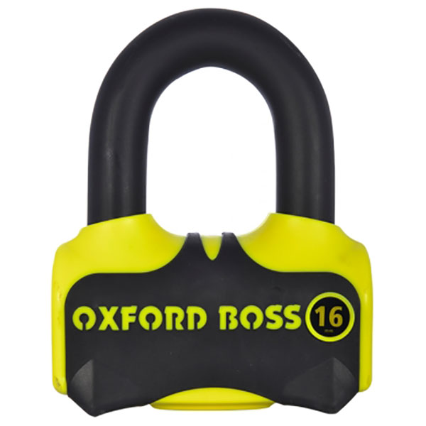 Oxford Boss 16 Disclock review
