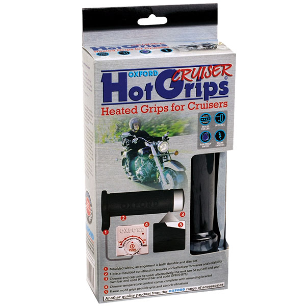 Oxford Heated Hot Grips review