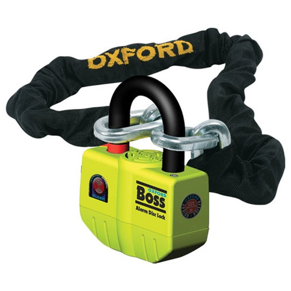 Oxford Boss Alarmed 12mm Chainlock review