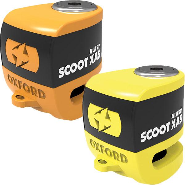 Oxford Scoot XA5 DiscLock review