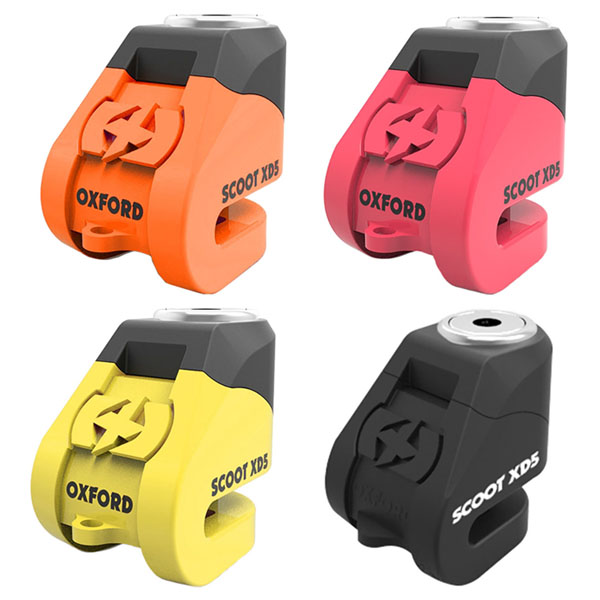 Oxford Scoot XD5 Disc Lock review