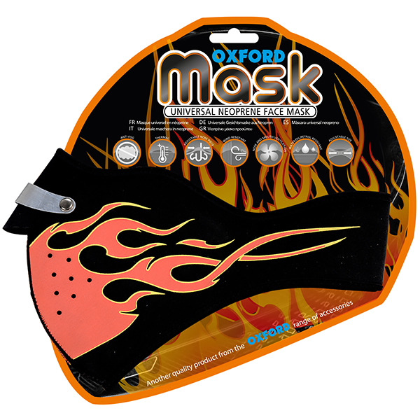 Oxford Face Mask review
