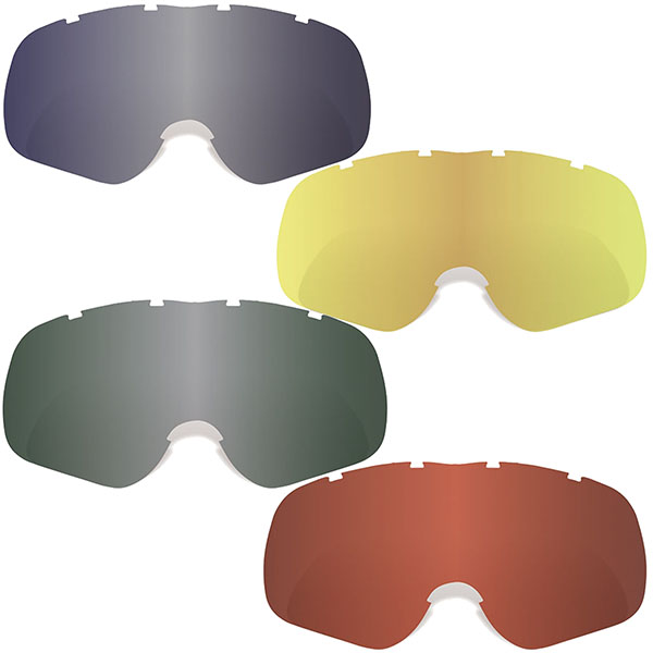 Oxford Fury Junior Tinted Tear OffLenses review