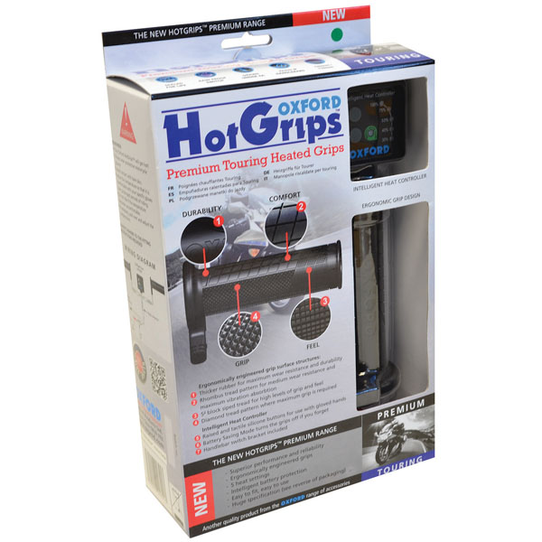 Oxford Heated Premium Hot Grips review