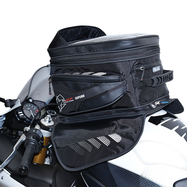 Oxford Lifetime M40R Magnetic Tank Bag review