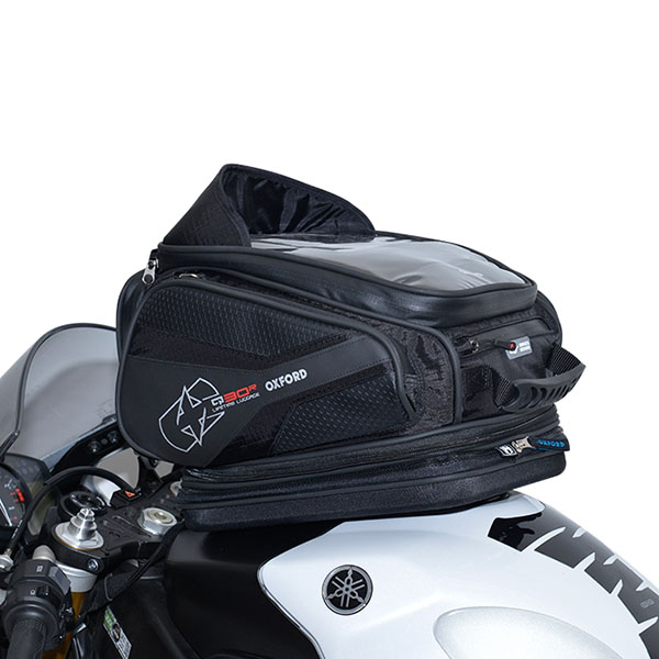 Oxford Lifetime Q30R Quick Release Tank Bag review