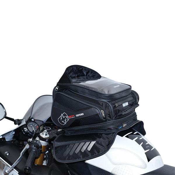 Oxford Lifetime S30R Strap-on Tank Bag review