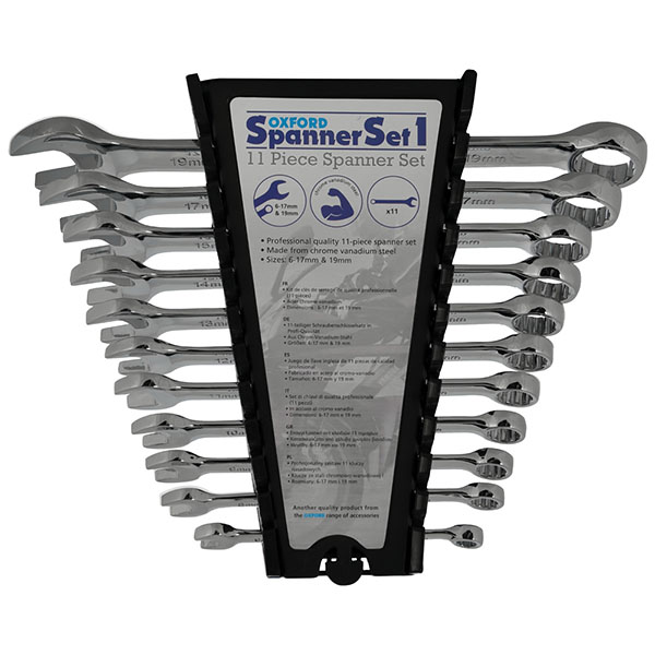 Oxford SpannerSet review