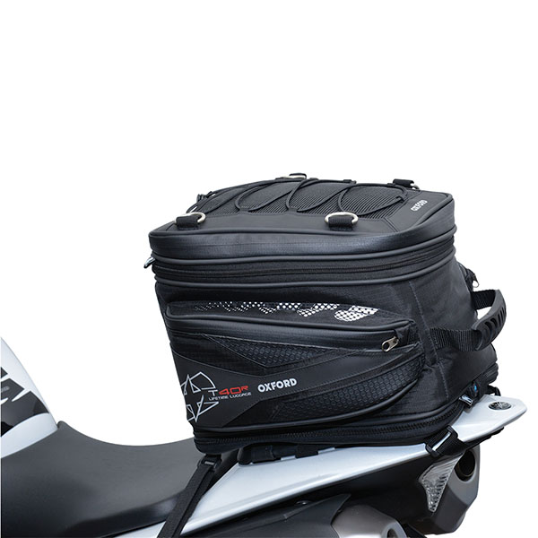 Oxford Lifetime T40R Tailpack review