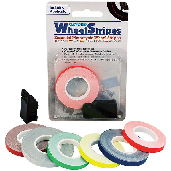 Oxford Wheel StripeKit review