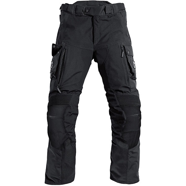 Pharao Rally 4 Textile trousers review