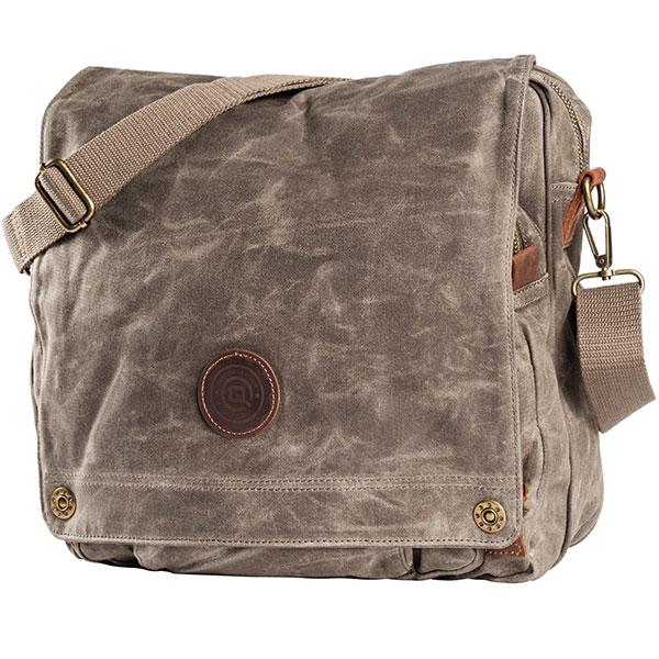 QBag Messenger Bag Canvas Retro review