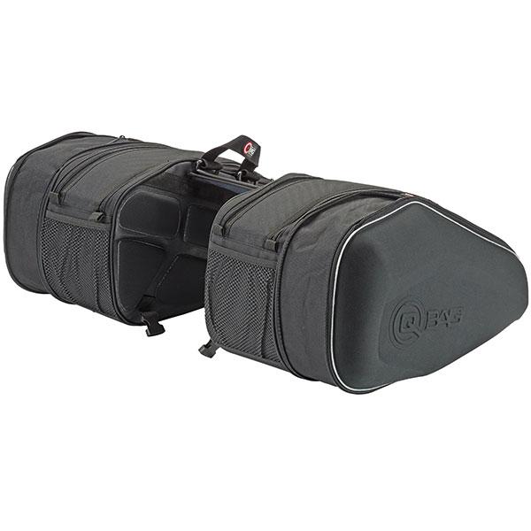 QBag Pannier Saddle Bags review