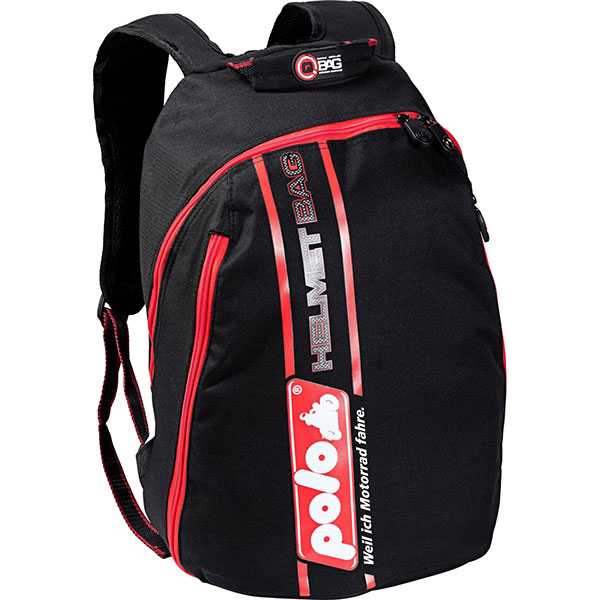 QBag Helmet Backpack review