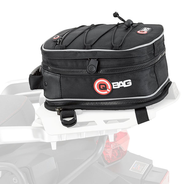 QBag Dakar Rearbag review