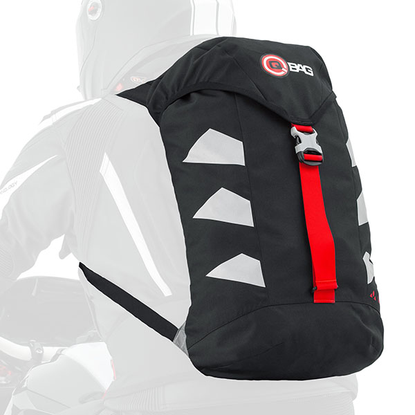 QBag Waterproof Backpack 11 review