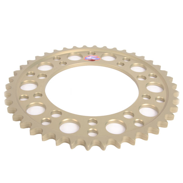 Renthal Hard Anodised Rear Sprocket 478U-520 review
