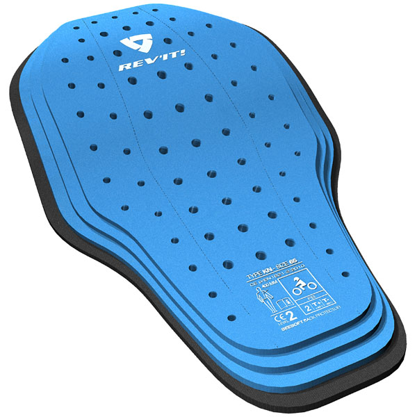 Rev'it Seesoft back protector insertKN review