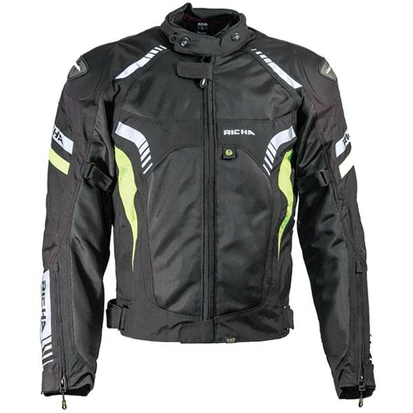 Richa Airforce Textile Jacket review