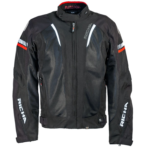 Richa Stormwind Textile Jacket review
