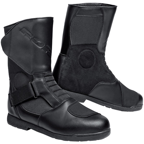 Road Tour Star Leather Boots review