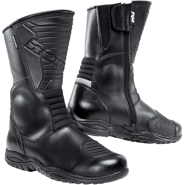 Road Traveller Leather Boots review