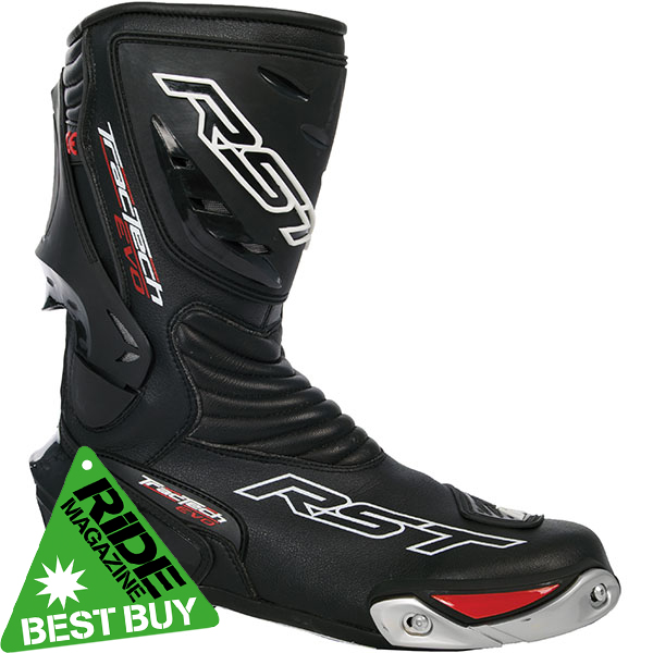 RST Tractech Evo CE Waterproof Boots review
