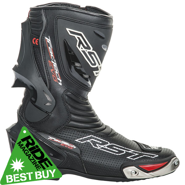 RST Tractech Evo CE Boots review