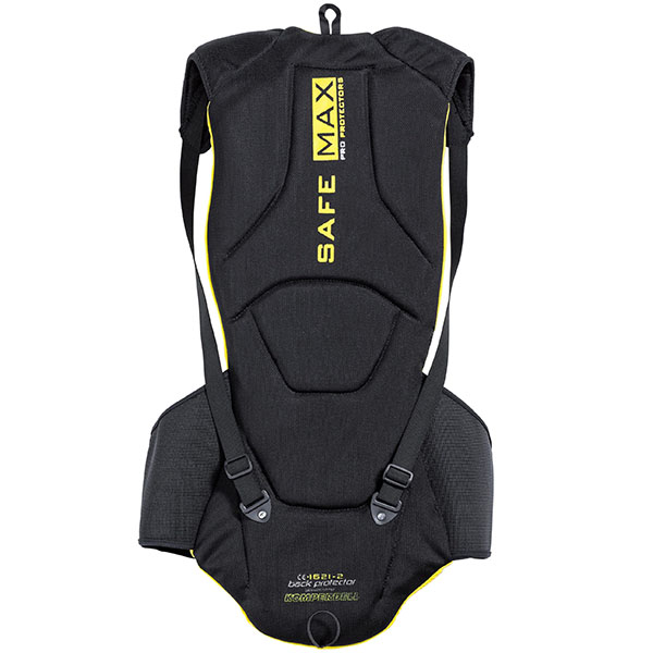 Safe Max Ultra light Pro Back Protector review