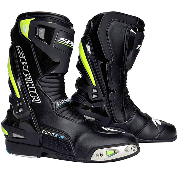 Spada Curve Evo WP Boots review