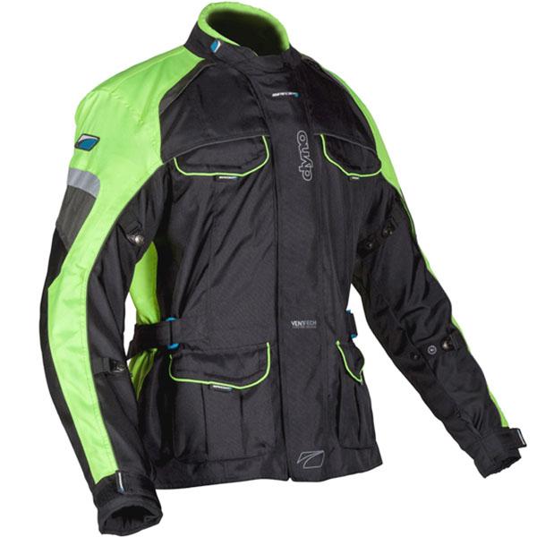 Spada Dyno 2 Textile Jacket review