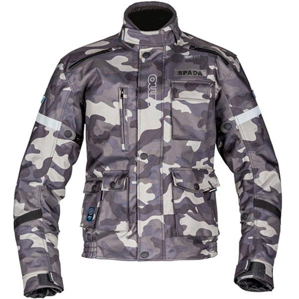 Spada Camo 2 Textile Jacket review