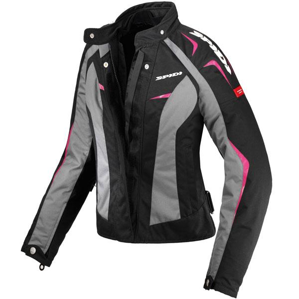 Spidi Ladies Sport H2OUT Textile Jacket review